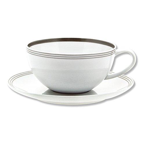 Bruno Evrard Tasse à thé en Porcelaine 25cl - Lot de 6 - Quartet