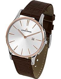 Jacques Lemans Unisex Erwachsene-Armbanduhr 1-1936F