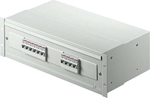 RITTAL Energy-Box 482,6 mm 19 Zoll 48,26cm 3 HE ausziehbar Leergehaeuse unbestueckt RAL 7035 - 19-tool-box