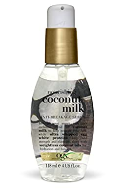 Organix Coconut Milk Anti Breakage Serum - 118 ml from Vogue International