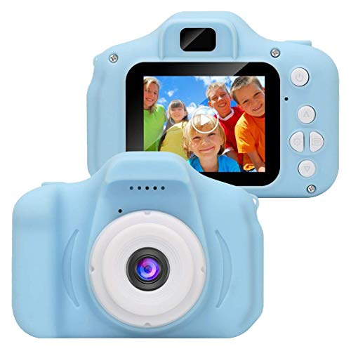 Dieron Children Mini Digital Camera 2 Inch Screen Video Recorder Educational Toys Digital Cameras