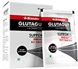 #1: Glutagut - Bionova L-Glutamine Powder - For Muscle Growth, Recovery and Healthy Gut Functions.