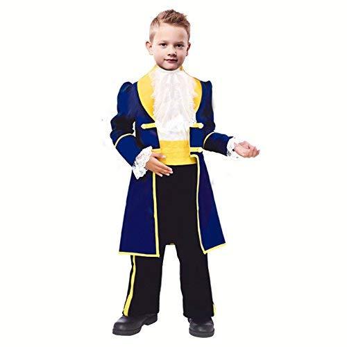 Junge Prince Charming Kostüm - MultishopVA Prince Charming Kostüm für einen Jungen 3-4 Jahre