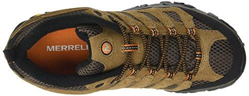 Merrell Moab Ventilator, Baskets Basses Homme Marron (EARTH)