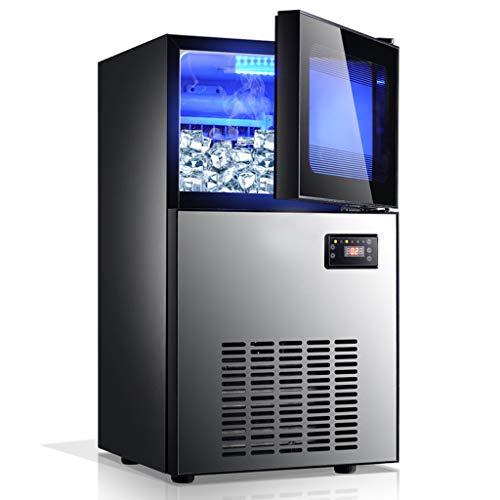 Ice Makers YX Máquina para Hacer Hielo Industrial Máquina para Hacer Hielo Comercial...