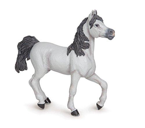 Papo 51537 Arabisches Pferd weiss