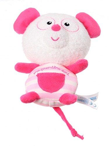 Maus rosa 14 cm ()