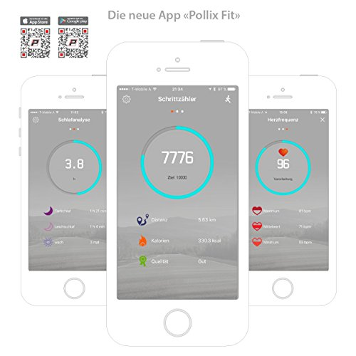 POLLIX Fitness Tracker - 4