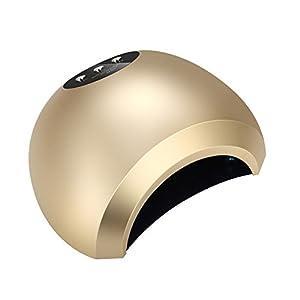 WANGXN Clavo Que Seca La Lámpara 48W Phototherapy Machine Nail Polish Glue LED Fototerapia Secador De La Lámpara