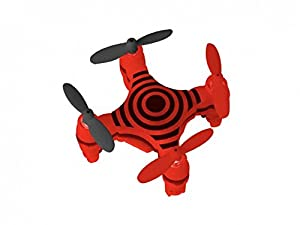 Revell Proto Quad Listo para Usar Motor eléctrico - helicópteros Radio Control (RC) (Quadcopter, Listo para Usar, Motor eléctrico, Negro, Rojo, Polímero de Litio, AAA)
