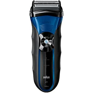 Braun Series 3 340s-4 Wet & Dry Electric Shaver