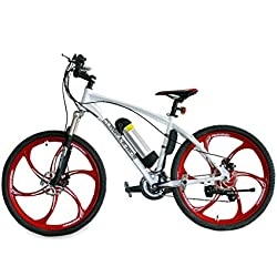 Mountain Bike bicicleta eléctrica