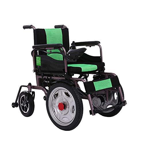 Lsmaa Rollstuhl-Elektro älteren Scooter intelligente automatisch Behinderte ältere Leichtklappelektro Klettern