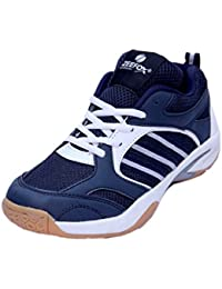 Zeefox 3300F Badminton Shoes Navy Blue (FREE DELIVERY)