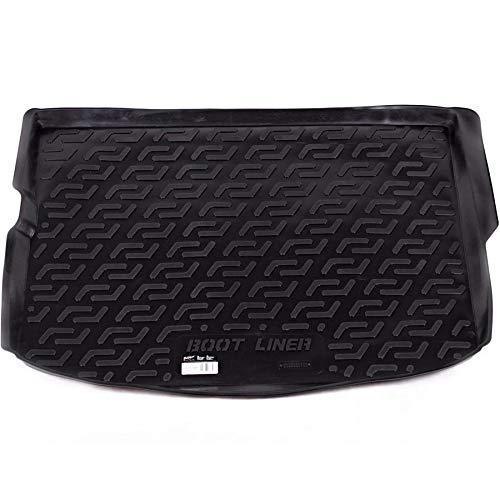 SIXTOL Auto Kofferraumschutz für den Mitsubishi ASX - Maßgeschneiderte antirutsch Kofferraumwanne für den sicheren Transport von Einkauf, Gepäck und Haustier