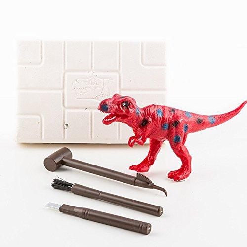 Eurowebb Gipskarton Dinosaurier – Wissenschaftliches Spiel – Dinosaurier-Werkzeug – Archäologie Spielzeug