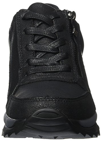 XTI Damen 41349.0 Sneaker Schwarz (Black)