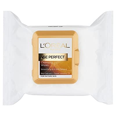 L'Oreal Paris Age Perfect Cleansing Wipes x25 from L'Oreal