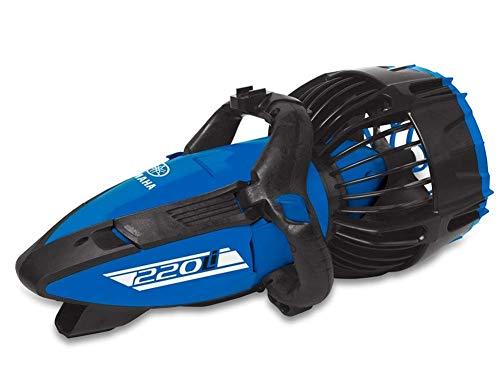 AMGJK Unterwasserscooter Sea Scooter Seascooter Propeller Seeroller Tauchscooter in der Wasser, Wasser Sport Schnorcheln Ausrüstung für ca. 1/2/3Stunde Laufzeit,350li -