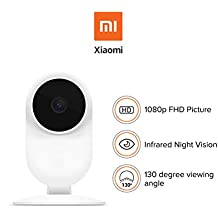 Mi SXJ02ZM 1080P Basic Home Security Camera (White)