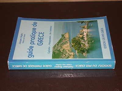 Guide pratique de Grèce