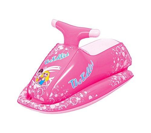 41001 Moto cabalgable de agua inflable para niños Bestway 89x46 cm -...