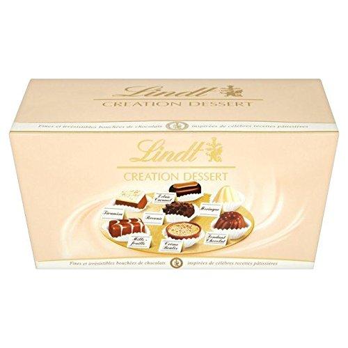 Lindt Schaffung Dessert Ballotin Sortiment 200G - Packung mit 6