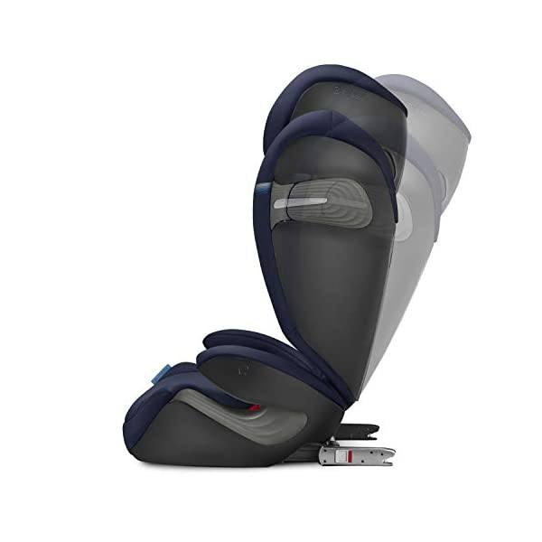 Cybex Solution S-Fix Car Seat, Magnolia Pink Cybex Cybex solution s-fix car seat, magnolia pink Item number: 520000585 Colour: magnolia pink 6