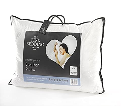 The Fine Bedding Company Breathe Pillow by The Fine Bedding Company