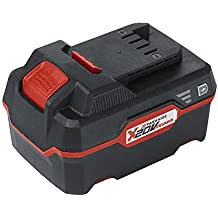 Batería de ión litio 20 V Gran capacidad 4 Ah ...