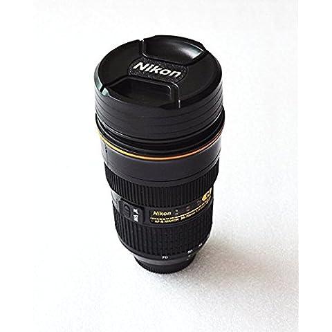Nikon Lens AF-S 24-70mm f / 2.8 tazza di caffè tazza di ultima generazione (Zoom)
