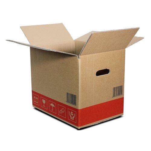 Simba paper design 20 scatole cartone 2 onde trasloco+spedizione fragili-libri cm. 40x29 h35