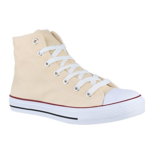 High Top Turnschuh Textil Guantes 36  xQxLk
