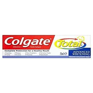 Colgate Total A Progressé De Blanchiment Tube De Dentifrice Fluoré (75Ml)