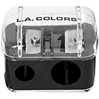 LA COLORS Duo Pencil Sharpener - LCJS