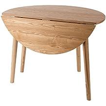 Felis Lifestyle 2100067Foldy Table madera/MDF Marrón 100x 100x 75cm