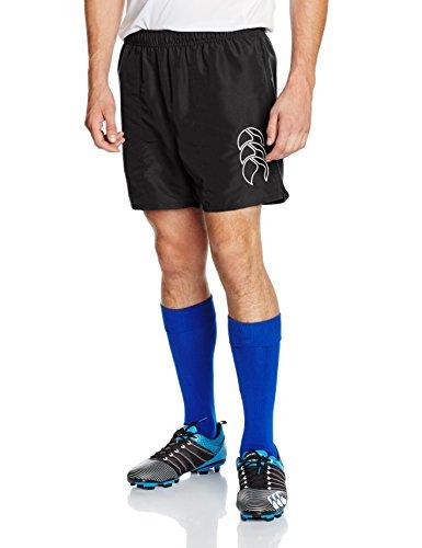 Canterbury Rugby Shorts (CANTERBURY Herren Tactic Shorts, Schwarz / weiß, L)
