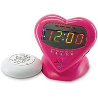 Wecker SWEETHEART pink - extra laut und vibrierend! preisvergleich bei billige-tabletten.eu