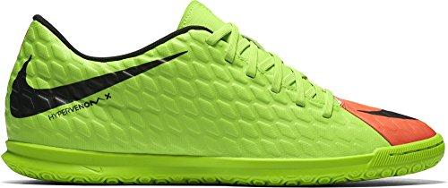 Nike Hypervenom X Phade Iii Ic, Chaussures de Futsal Homme, Vert Vert (Electric Green/black/hyper Orange/volt)