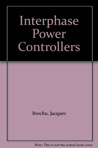 Interphase power controllers par Jacques Brochu