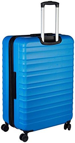 Zoom IMG-3 amazonbasics valigia trolley rigido con