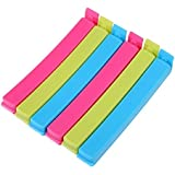 Premsons Plastic Seal Clips Big & Small Size Clamp Sealer Set Pack of 24 (MultiColour)