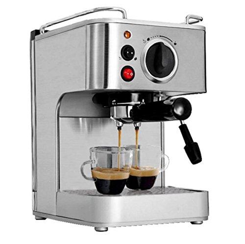 Kaffeemaschine Kommerziellen Halbautomatische Dampfkaffeemaschine Edelstahl Tropf-artige Elektrische Mehrzweck-Schleifer