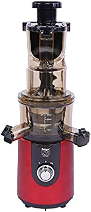 Balzano ZZJ827ML 200-Watt Cold Press Slow Juicer (Red)