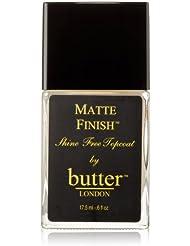 butter LONDON Matte Finish, Überlack (matt), 17,5 ml