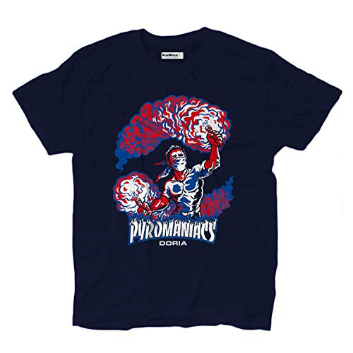KiarenzaFD Camiseta Ultras Doria Pyromaniacs Stadium