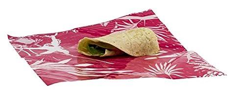 wrapeat alimentaire réutilisable Tortilla Wrap pack-x3pour les boîtes à déjeuner et déjeuner sacs