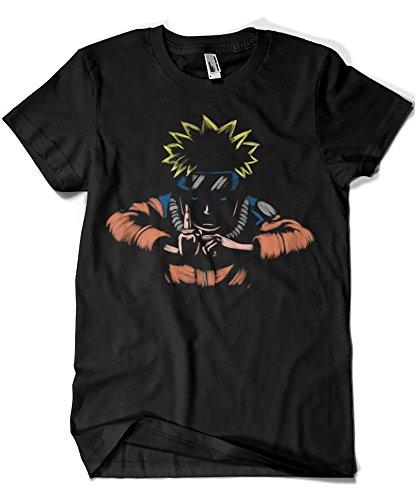 Camiseta Naruto - Kage Busin No Jutsu