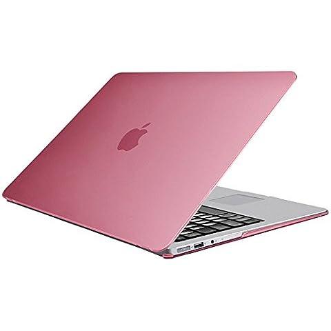 Pasonomi® MacBook Air 13 Hülle - Ultra Dünn Plastik Hartschale Case Cover Schutzabdeckung Etui für Apple MacBook Air 13.3