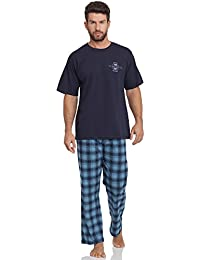 Cornette Ensemble Pyjama Homme CR-134-Fire-Dept3